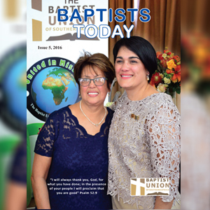Baptists Today, Issue 5, 2016
